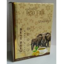 Чай English TeaTalk StarFruit GP1 Карамболь, цейлонский, 100 г