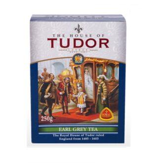 Чай Tudor Earl Grey Tea (Тюдор, Бергамот), 250 г