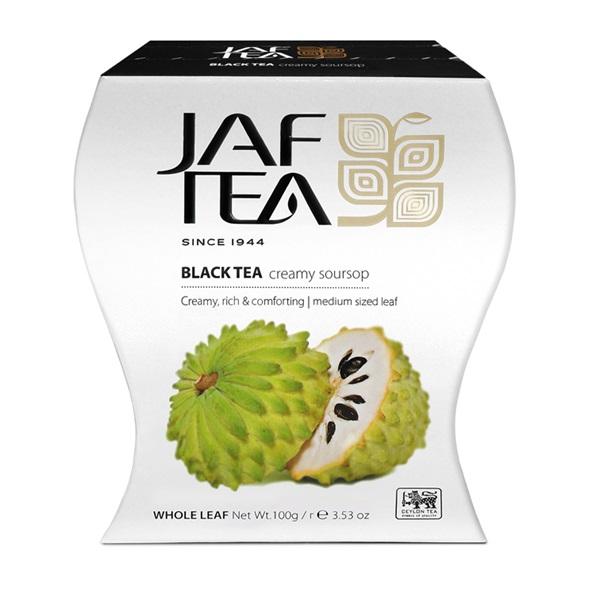Чай JAF Creamy Soursop Крем Саусеп, цейлонский, 100 г