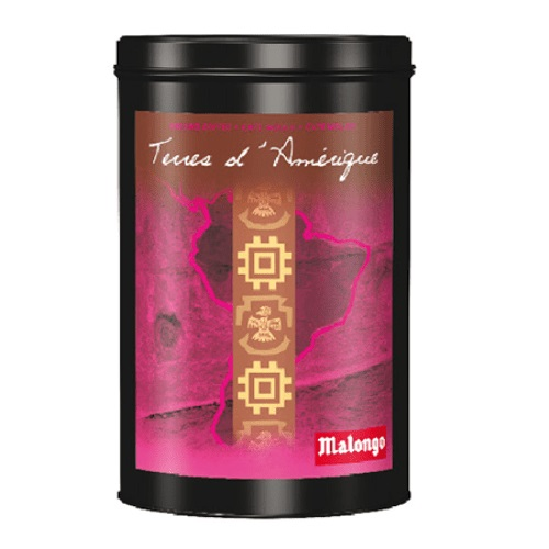 Кофе Malongo America Америка, Арабика Центральная Америка, молотый, 250 г