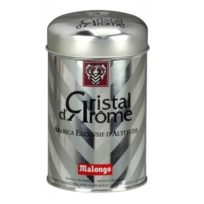 Malongo Cristal D`arom Bio Кристал де Аром био Арабика Бразилия, молотый
