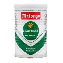 Кофе Malongo L'Express Экспресс Арабика Южная Америка, молотый