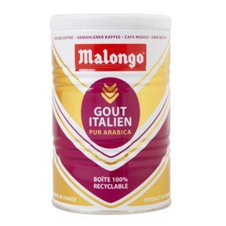 Malongo Gout Italien Итальянский вкус Арабика Центральная Америка, молотый