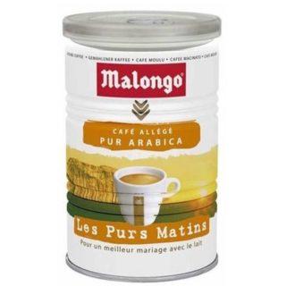 Кофе Malongo Les Purs Matins Чистое утро Арабика Южная Америка, молотый