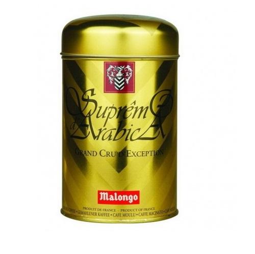 Кофе Malongo Supremo D Arabica Супремо де Арабика, Арабика Колумбия, молотый, 250 г