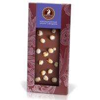 Шоколад SHOUD'E Milk with Hazelnuts С фундуком, молочный