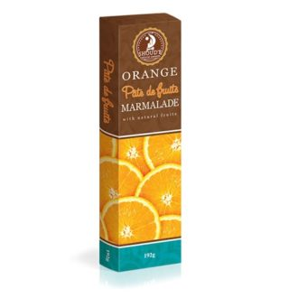 Мармелад SHOUD'E Pate de fruits Orange Мармелад Апельсин