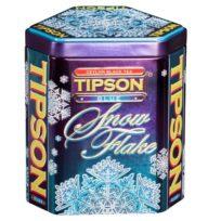 Чай Tipson Snowflake Blue Снежинка Голубая