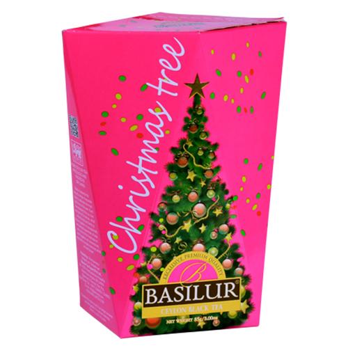 Basilur Purple Christmas Tree Рождественская елка