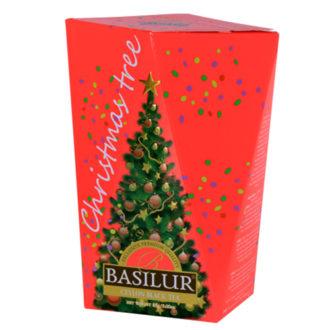 Basilur Red Christmas Tree Рождественская елка