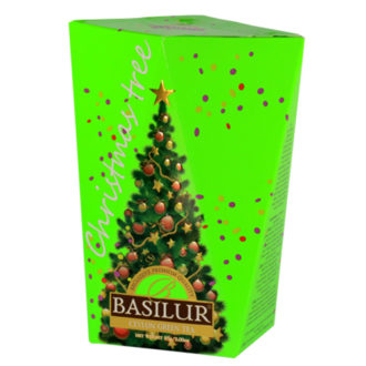 Basilur Green Christmas Tree Рождественская елка
