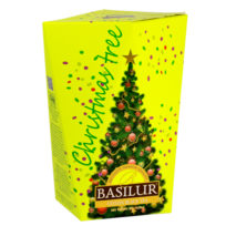 Basilur Yellow Christmas Tree Рождественская елка