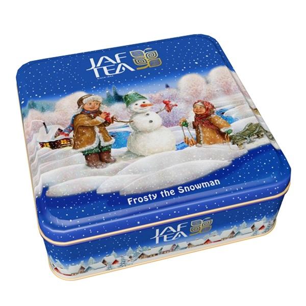 Чай JAF Frosty the Snowman Морозный снеговик