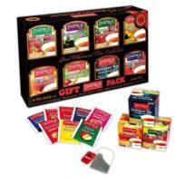 Чай Impra 8 Flavours Assortment Collection Tea (Фруктовое ассорти), цейлонский, пакетированный, 80х2 г, 160 г