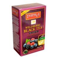 Чай Impra Wild Berry Black Tea (Лесные ягоды), цейлонский, 100 г