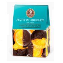 Конфеты Фрукты в шоколаде SHOUD'E Orange in chocolate Апельсин в шоколаде