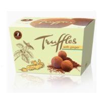 Конфеты SHOUD'E Truffles with Ginger Трюфель с имбирем