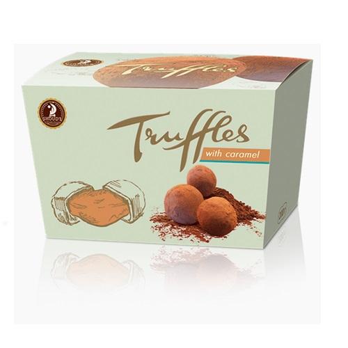 Конфеты SHOUD'E Truffles Caramel Трюфель с карамелью