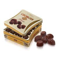 Шоколадные конфеты Georges Premium Жорж Премиум, Украина, 450 г