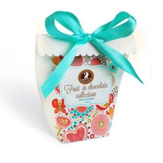 Набор конфет SHOUD'E Cherry in chocolate Вишня в шоколаде, Украина, 65 г