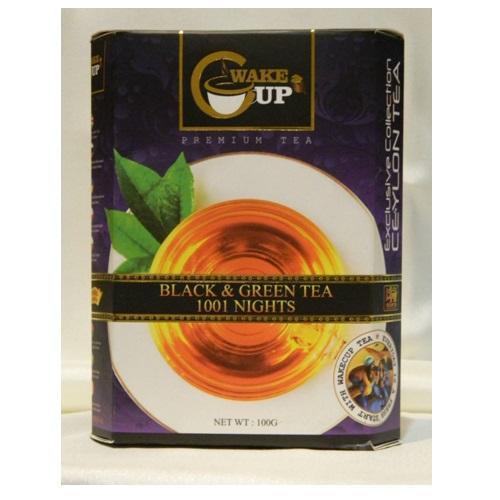 Чай WakeCup 1001 Night 1001 ночь, цейлонский, 100 г