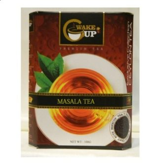 Чай WakeCup Masala Tea Чай со специями, цейлонский, 100 г