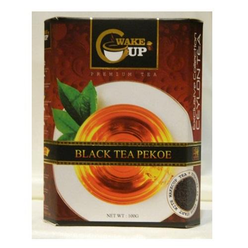 Чай WakeCup Pekoe Пекое, цейлонский, плантация Димбула, 100 г