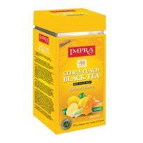 Чай Impra Citrus Punch Black Tea (Цитрусовый пунш), цейлонский, 200 г