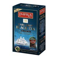 Чай Impra Ceylon Earl Grey Black Tea (Бергамот), цейлонский, 100 г