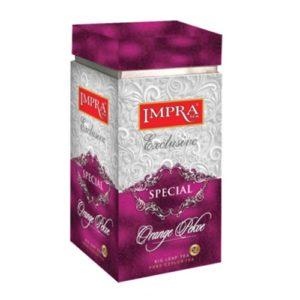 Чай Impra Special Orange Pekoe (Особенный), цейлонский, 200 г