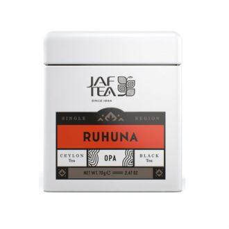 Чай JAF Single Region Ruhuna OPA Рухуна, цейлонский, 70 г