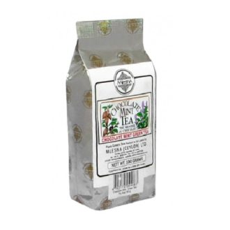 Чай Mlesna Chocolate Mint Green Tea (Шоколад-Мята), цейлонский, ароматизированный, 100 г