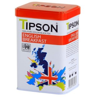 Чай Tipson Коллекция Classical English Breakfast (Английский завтрак), цейлонский, 85 г
