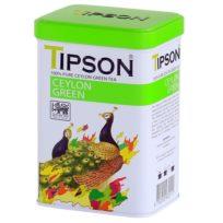 Чай Tipson Коллекция Classical Ceylon Green (Зеленый), цейлонский, 85 г
