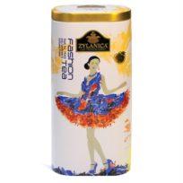 Чай Zylanica Cornflower Safflower Petals Pekoe Василек Сафлор, цейлонский, 100 г