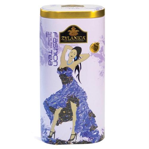 Чай Zylanica Cornflower Petals Pekoe Василек, цейлонский, 100 г