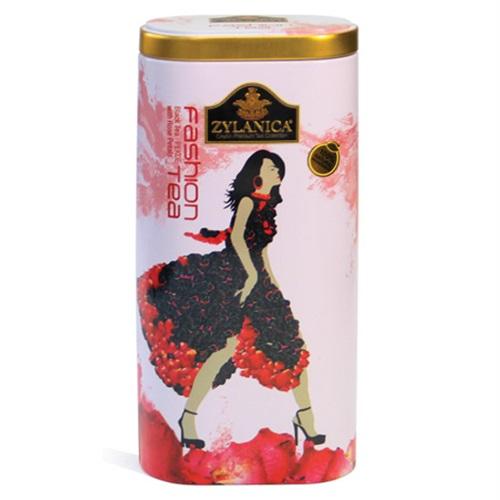 Чай Zylanica Rose Petals Pekoe Роза, цейлонский, 100 г