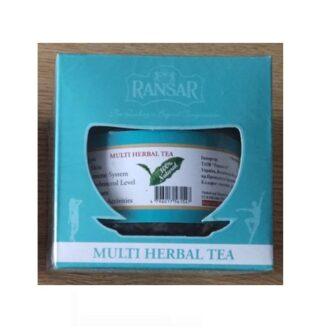 Чай Ransar Multi Herbal Green Tea (Экзотический микс), цейлонский, 100 г