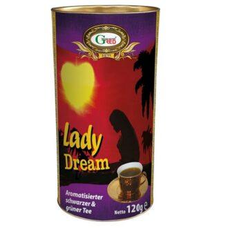 Чай Gred Lady Dream Tea (Мечты Женщины), цейлонский, 120 г