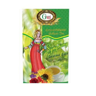 Чай Gred Symphony Green Tea (Симфония), цейлонский, 100 г