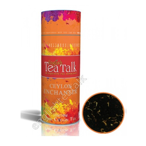 Чай English TeaTalk Ceylon Enchanter Цейлонский чародей, цейлонский, 100 г