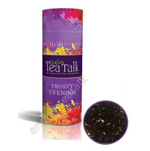 Чай English TeaTalk Frosty Evening Морозный вечер, цейлонский, 100 г