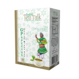 Чай English TeaTalk GP Special Green Tea Ганпаудер, цейлонский, 100 г