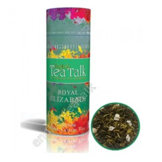 Чай English TeaTalk Royal Elizabath Елизавета, цейлонский, 100 г