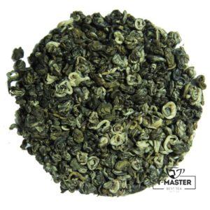 Чай T-MASTER Green Snail Зелений равлик, Зеленая улитка, китайский, 100 г