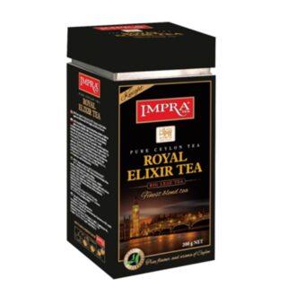 Чай Impra Royal Elixir Knight Pure Ceylon Tea (Королевский эликсир Рыцарь), цейлонский, 200 г