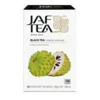 Чай JAF Creamy Soursop Крем Саусеп, цейлонский, пакетированный, 20x1.5 г, 30 г