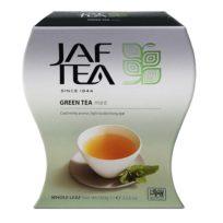 Чай JAF Mint Green Tea Зеленый с мятой, цейлонский, 100 г