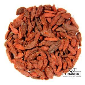 Китайские сушені ягоди годжі T-MASTER Goji Ягоды годжи, провинция Нинся, 100 г
