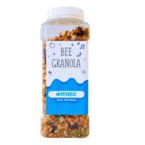 Bee Granola Гранола (Фітнес), пластівці, Украина, 500 г